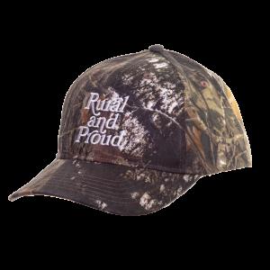 Rural and Proud Roan Cliffs Camo Hat