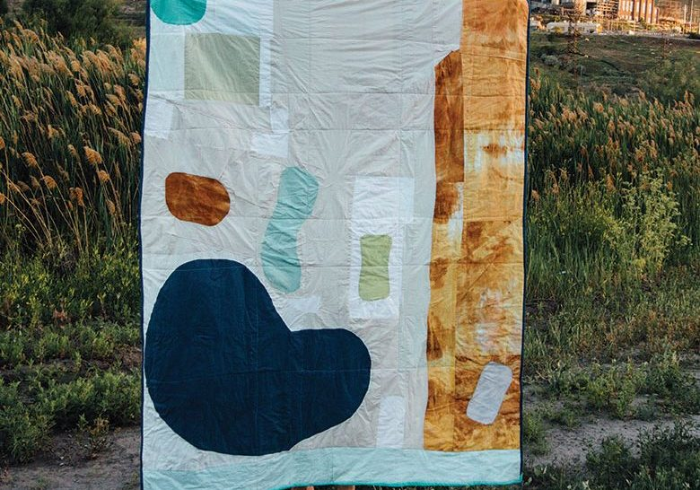 Quilt by Kirsten Southwell